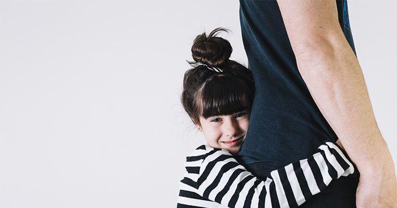2. Hindari anak dari perasaan trauma