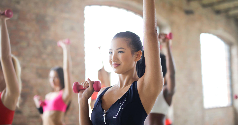 3. Mengkombinasikan workout