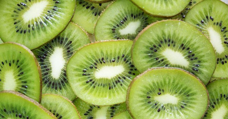 1. Buah kiwi dapat mencegah ada sel kanker
