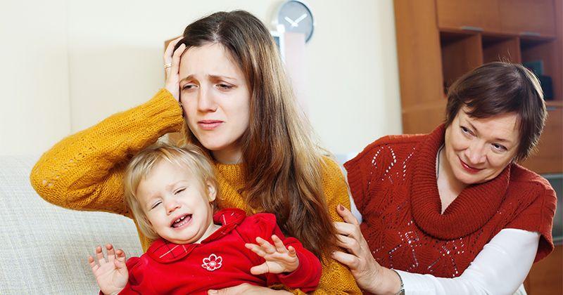 4. Merasakan sakit salah satu bagian tubuh sehingga memicu anak menangis