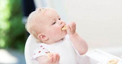 Kapankah Bayi Boleh Mengonsumsi Biskuit Bayi? Ini Jawabannya!