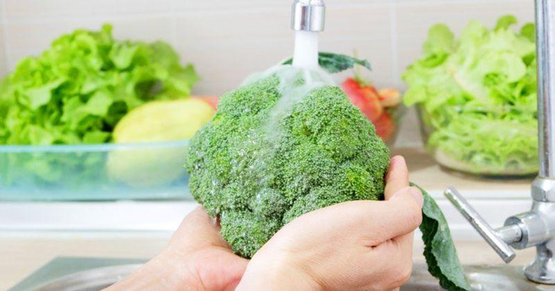 3. Sayuran Hijau
