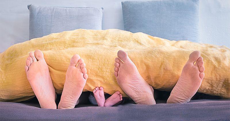 Tips Agar si Kecil Tidur Nyenyak Saat Malam Hari