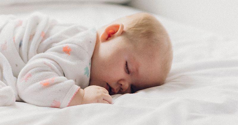 3. Tips agar bayi tidak kegerahan saat tidur