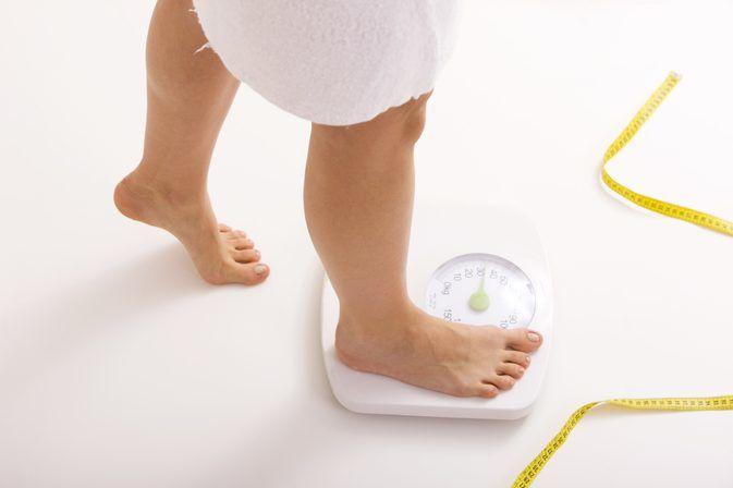 3. Menurunkan berat badan