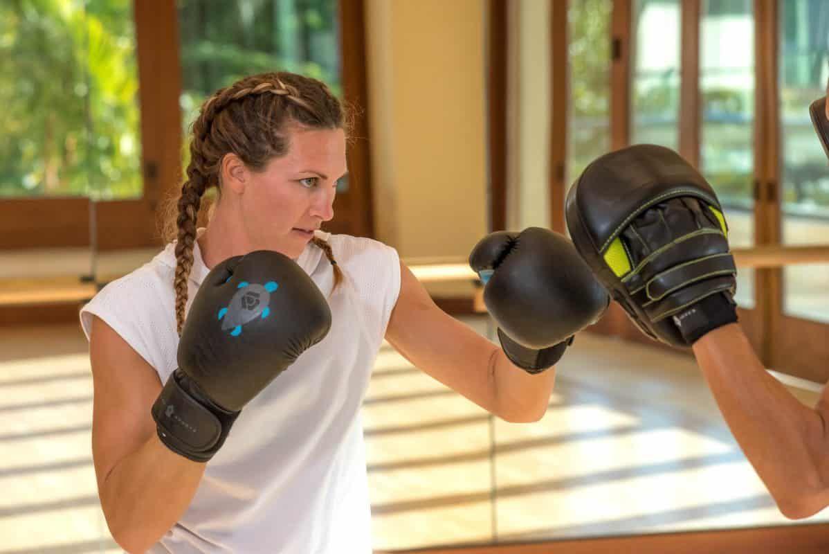8. Kickboxing