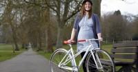 5 Tips Aman Nyaman Bersepeda Ibu Hamil