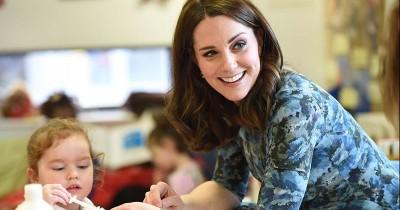 Sebagai Mama, Kate Middleton Pernah Merasa Bersalah Anaknya