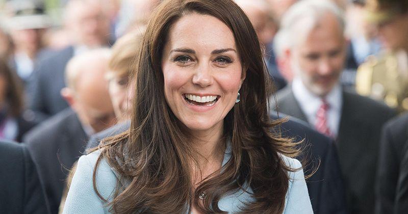 5. Kate mengaku jadi Mama iseng