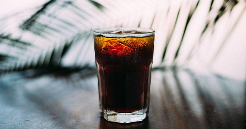 7. Soda