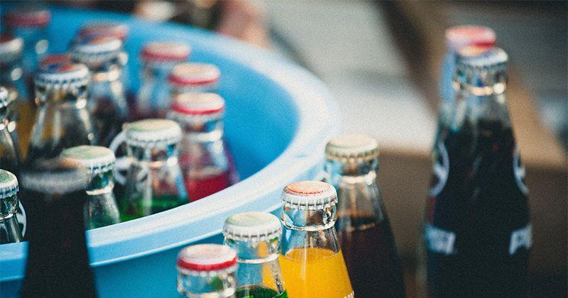 1. Kelompok minuman kemasan