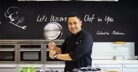 MODENA Chef, Odie Djamil Berbagi Pengalaman Dunia Kuliner