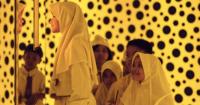 5 Alasan Mama Harus Ajak Si Anak ke Pameran Yayoi Kusama