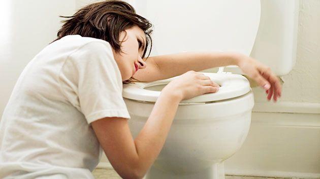5. Morning sickness