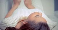 2. Angkat kaki pasca berhubungan intim