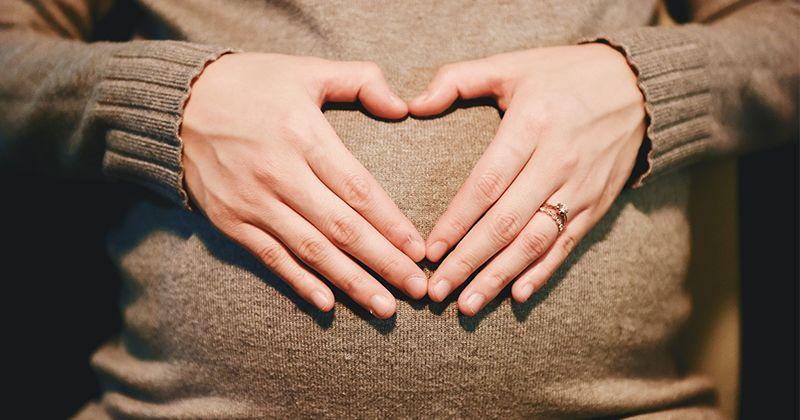 5. Mendukung perkembangan janin
