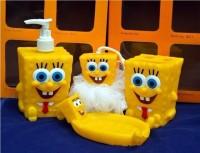 3. Biarkan anak memilih perlengkapan mandi sendiri
