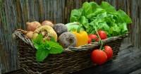1. Makan sayur buah