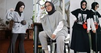 Boyish Style ala Hijabers, Mana Favorit Kamu