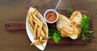 5. Junk food