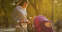 10. Membawa bayi baru lahir ke tempat ramai