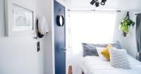 7 Trik Membuat Kamar Tidur Berukuran Kecil Lebih Menarik Nyaman