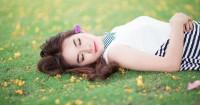 5. Tidur cukup hindari perasaan mual
