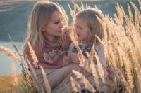 2. Cara Mama memandang anak