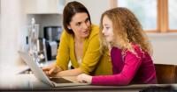 Terbukti Kimia Otak Pengaruhi Ikatan Batin Mama Anak Perempuan