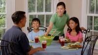 1. Rutinitas makan bersama