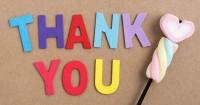 """8. Mengubah kata """"maaf"""" menjadi """"terima kasih"""""""