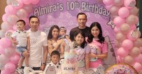 Genap 10 Tahun, Ucapan Ani Yudhoyono Cucu Pertama Bikin Haru