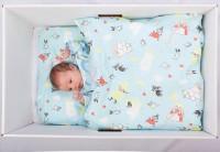 4 Tips Memilih Baby Cribs Aman Tepat