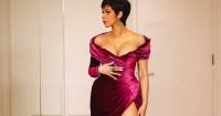 Penampilan Perdana Cardi B Sebagai Ibu dalam Karpet Merah MTV VMA 2018