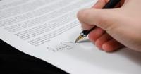 4. Penerimaan surat rekomendasi dari dinas sosial