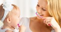 4. Bersihkan gigi 2 kali sehari