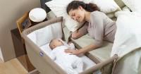 2. Rapatkan tempat tidur Mama si Kecil