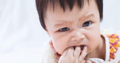 Bukan Gigi Muncul Benjolan Putih Mulut Bayi, Berbahayakah