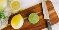 5. Aplikasikan perasan air lemon wajah