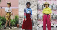 Fashion Harajuku ala Coco, Selebgram Cilik Berasal dari Jepang