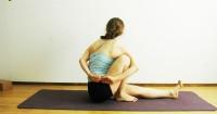 6.Marichyasana (Twisting Pose)