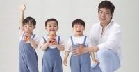 Dipuji Pakar Psikolog, Ini Cara Artis Korea Song Il Gook Mengasuh Anak