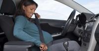 4. Tidak memakai seat belt dalam mobil