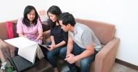 1. Berusaha mendukung menjalani kegiatan kehamilan bersama
