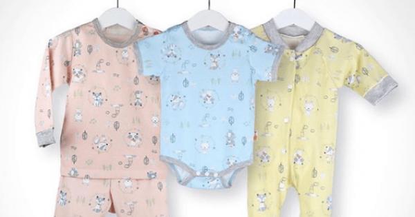 Ini Dia 5 Rekomendasi Merek Pakaian Bayi Baru Lahir Popmama Com