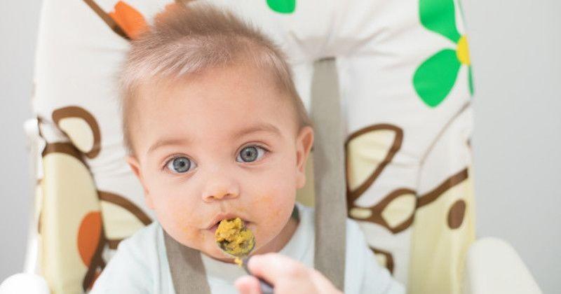 Ini Porsi Makan Bayi 6 Bulan Yang Pas Popmama Com