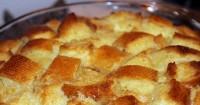 3. Bekal puding roti