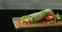 4. Bekal chicken wraps