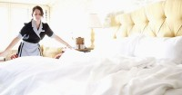 3. Bereskan tempat tidur cepat