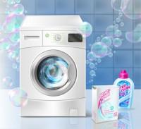 6. Cuci tanpa pemutih